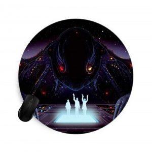 mouse pad alien