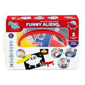 juguetes de aliens