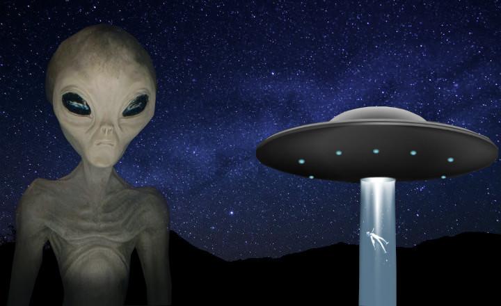 Alienígenas Pequeños Grises