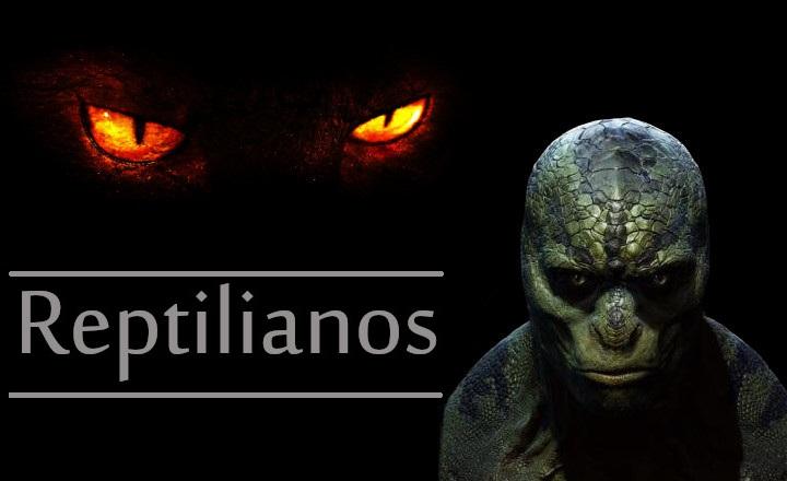 Alienigenas reptilianos